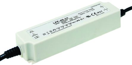 Mean Well Constant Voltage LED Driver 40.2W 30V