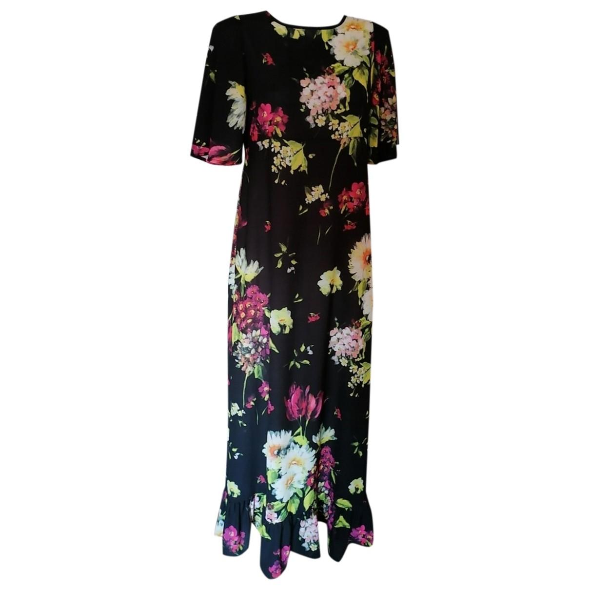 Non Signé / Unsigned \N Multicolour dress for Women 34 FR