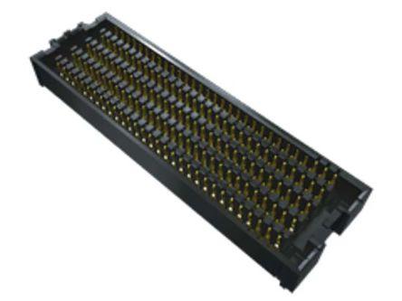 Samtec , SEAF, 400 Way, 10 Row, Vertical PCB Header (200)