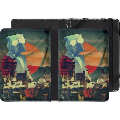 Pocketbook Touch Lux eBook Reader Huelle - Abracadabra von Ali Gulec