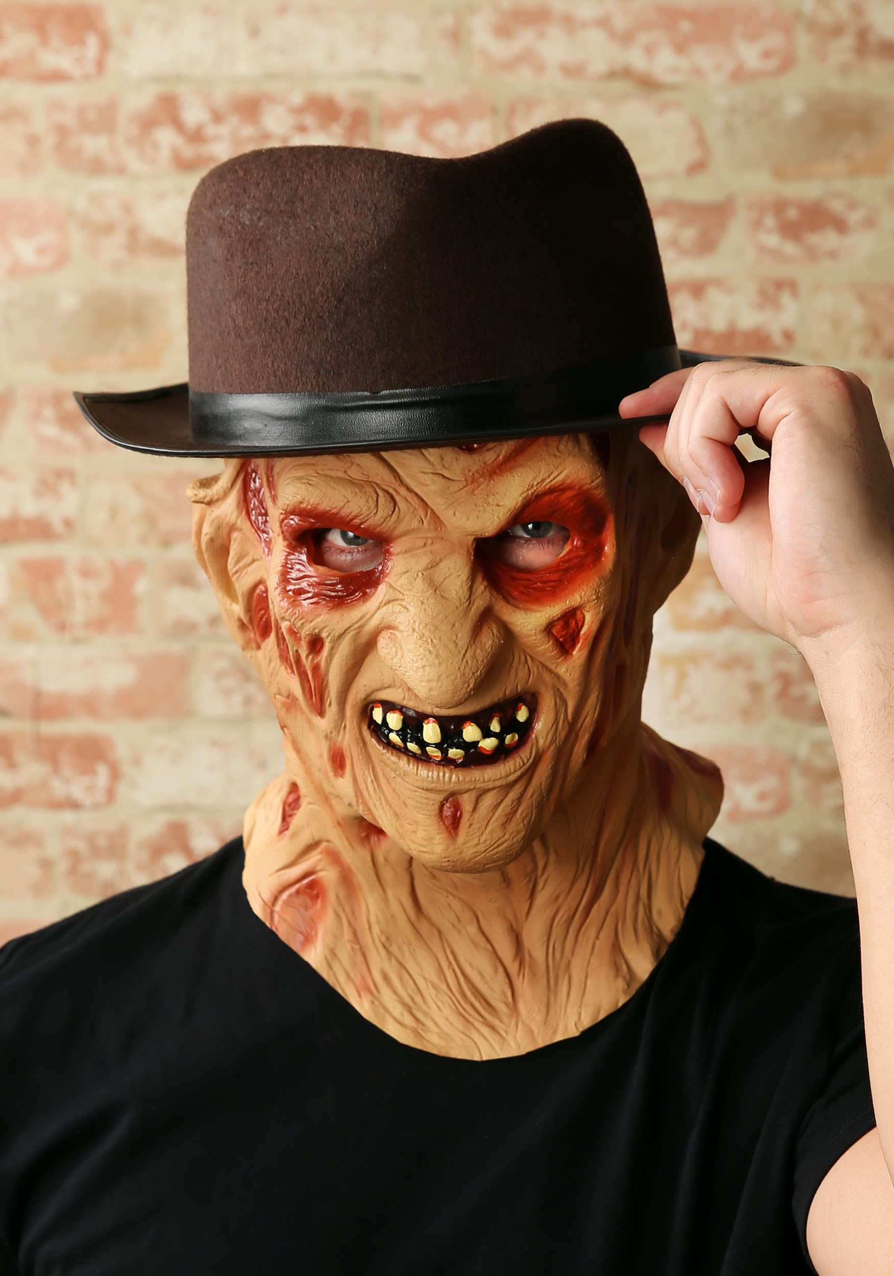 Realistic Freddy Krueger Mask from Nightmare on Elm Street