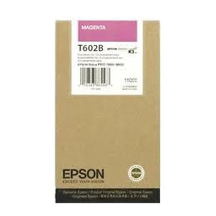 Epson T602B00 cartouche d'encre originale magenta