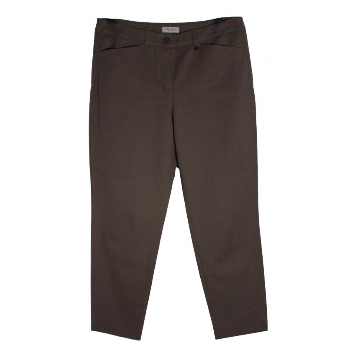 Gerry Weber N Cotton Trousers for Women M International