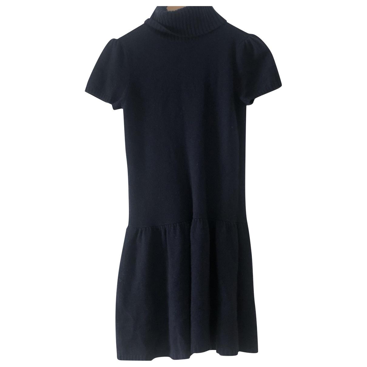 Polo Ralph Lauren \N Kleid in  Blau Kaschmir