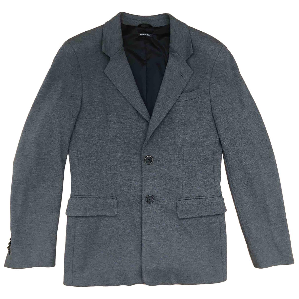 Giorgio Armani N Grey jacket  for Men 46 IT