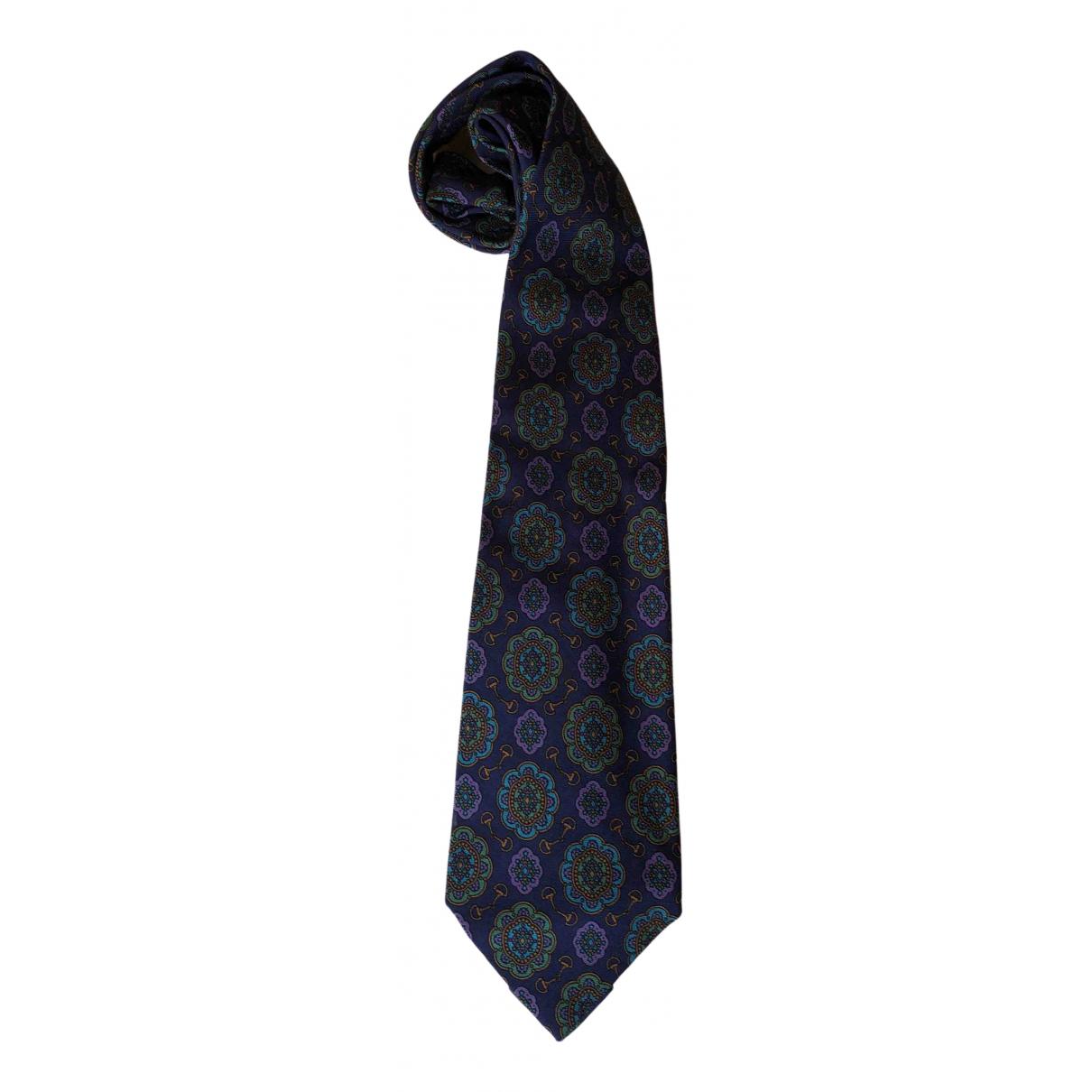 Yves Saint Laurent \N Krawatten in Seide
