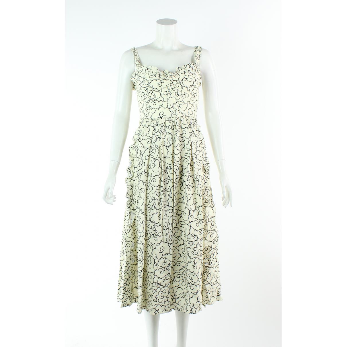 Alexa Chung \N Ecru dress for Women 6 UK