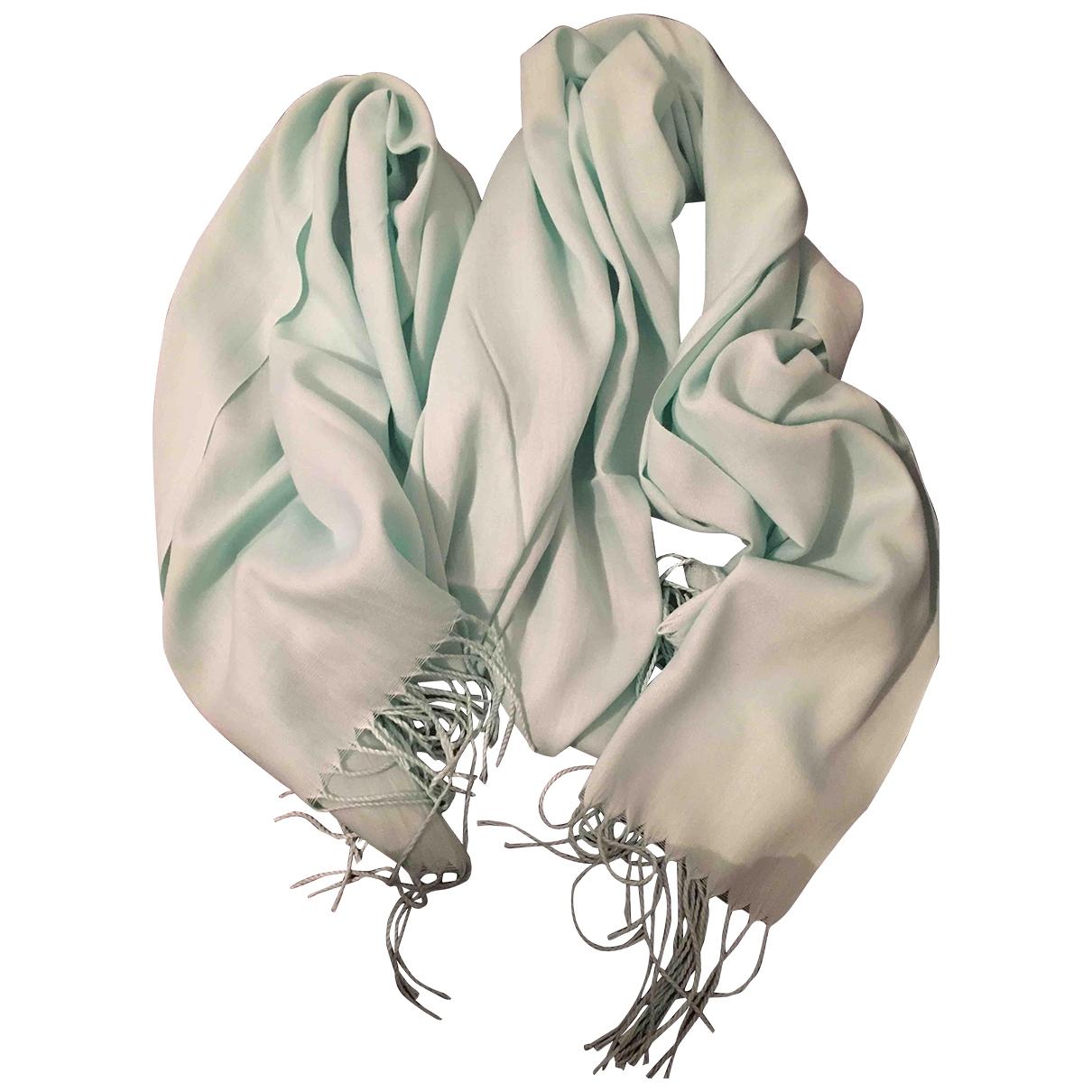 - Foulard   pour femme en cachemire - vert
