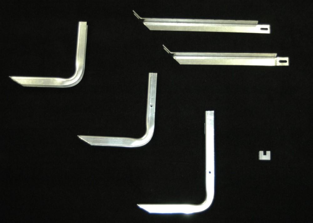 Owens Products 10-1271 Running Board Mounting Bracket Classicpro Series 4 Inch Riser / Ocb Brackets 07-09 Dodge Sprinter 170 Inch Wheel Base 170 Inch