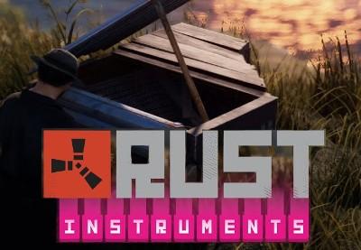 Rust - Instruments DLC EU Steam Altergift