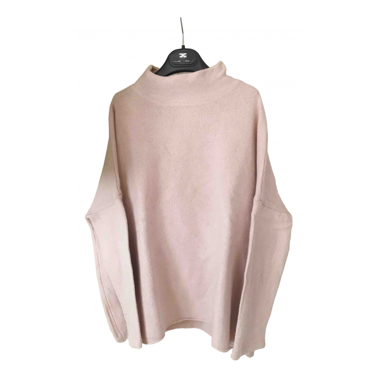 Non Signé / Unsigned N Pink Cashmere Knitwear for Women M International