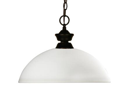 Chance 100701BRZ-DMO14 14 1 Light Pendant Traditional  Classicalhave Steel Frame with Bronze finish in Matte