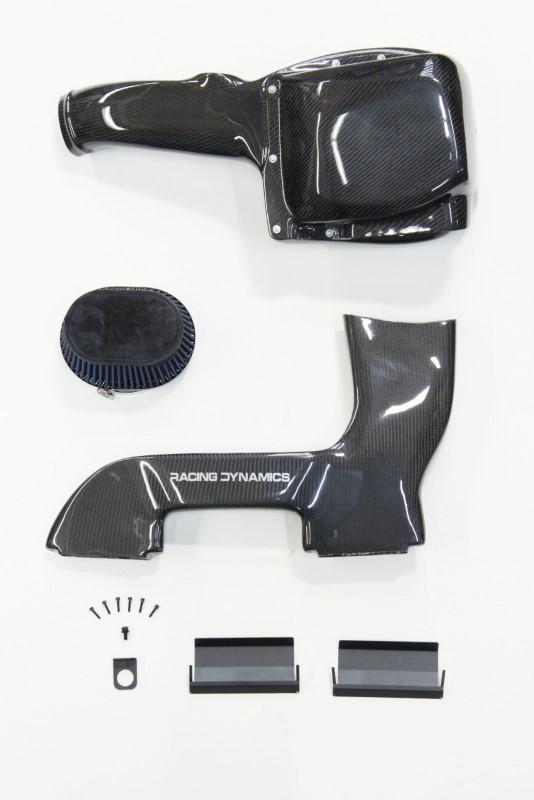Racing Dynamics 142 52 87 102 Ram Cold Air Intake System BMW E82 E87 E88 135i 11-13
