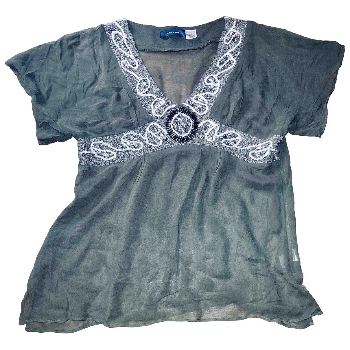 Antik Batik \N Khaki  top for Women 46 FR