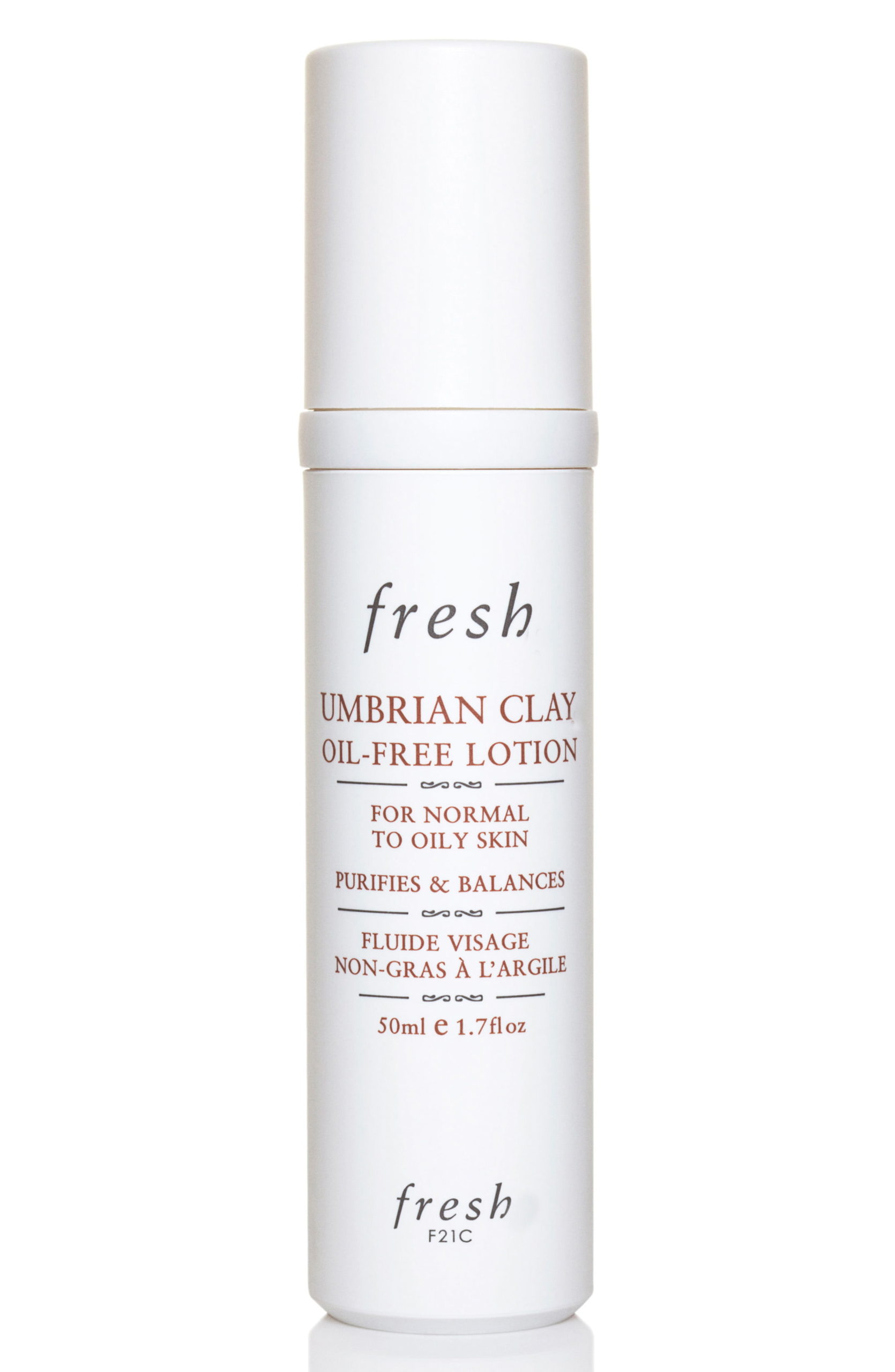 Umbrian Clay Oil-free Face Lotion