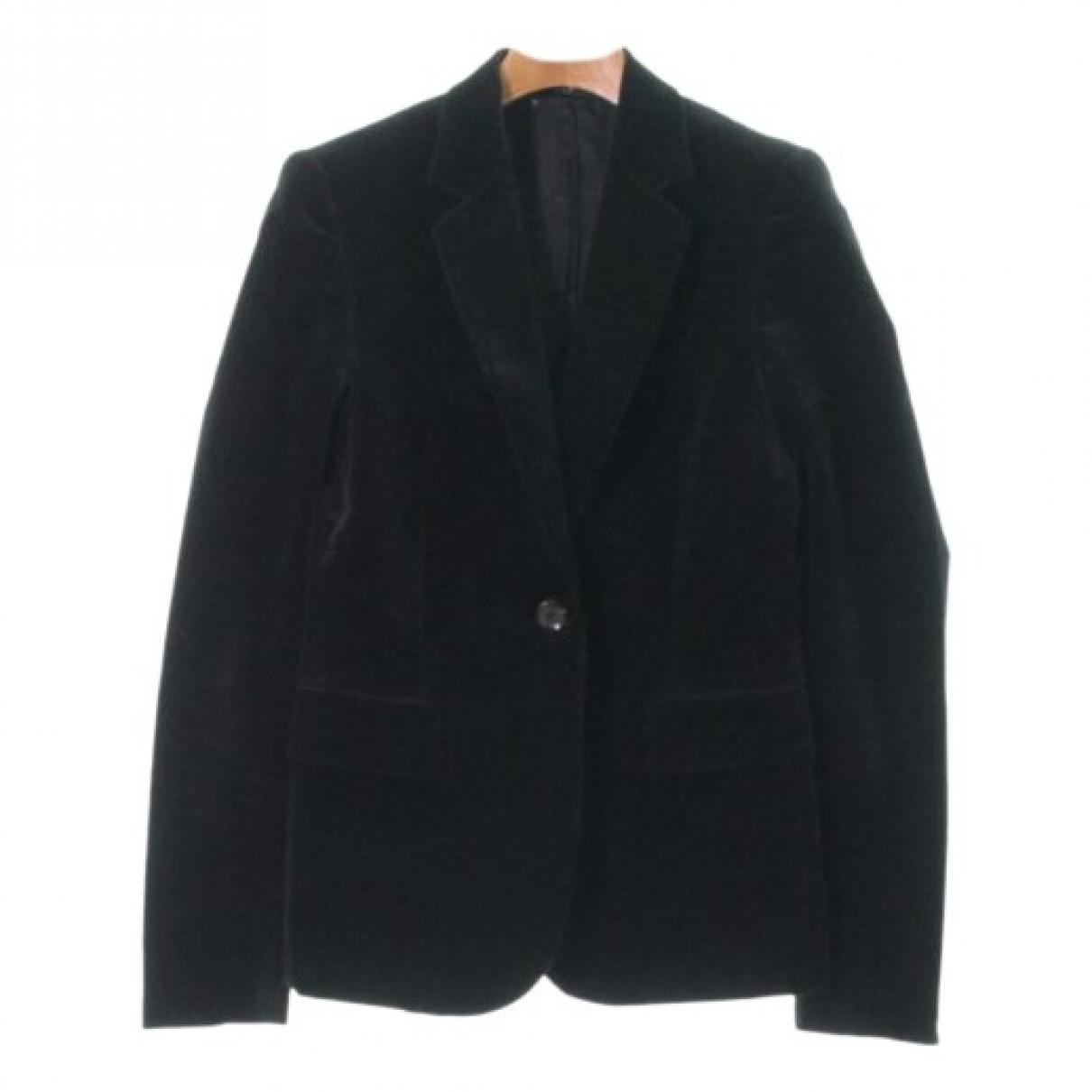 Gucci \N Black Cotton jacket for Women 38 IT