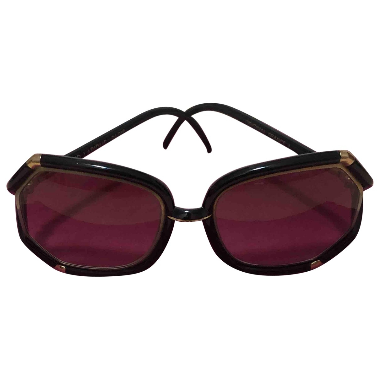 Gafas oversize Ted Lapidus