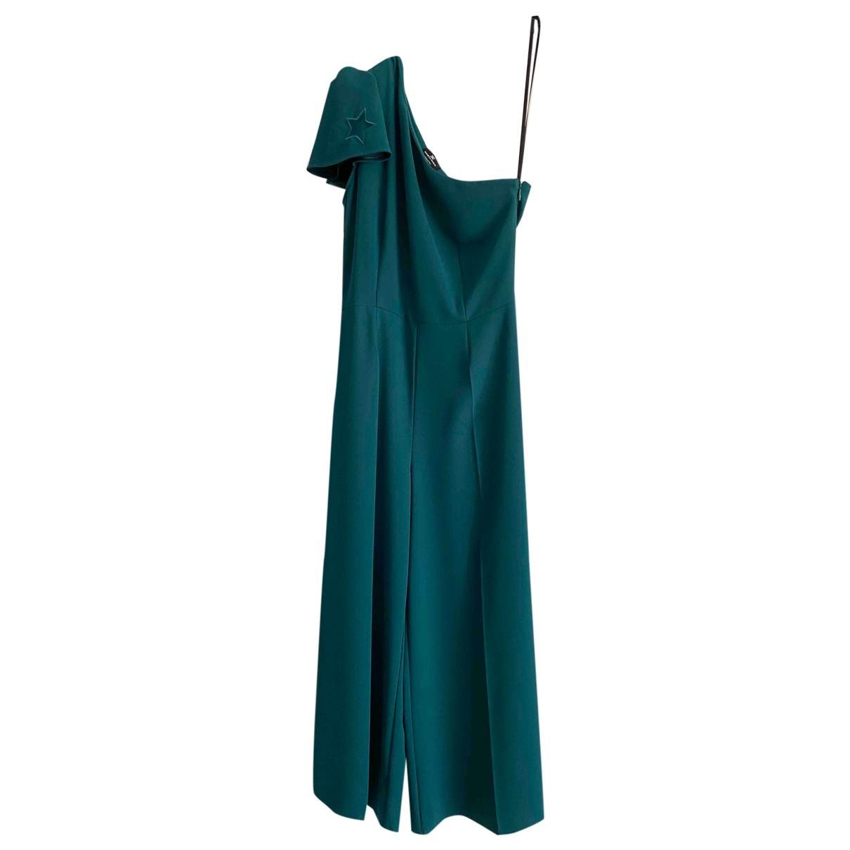 Elisabetta Franchi - Combinaison   pour femme - vert