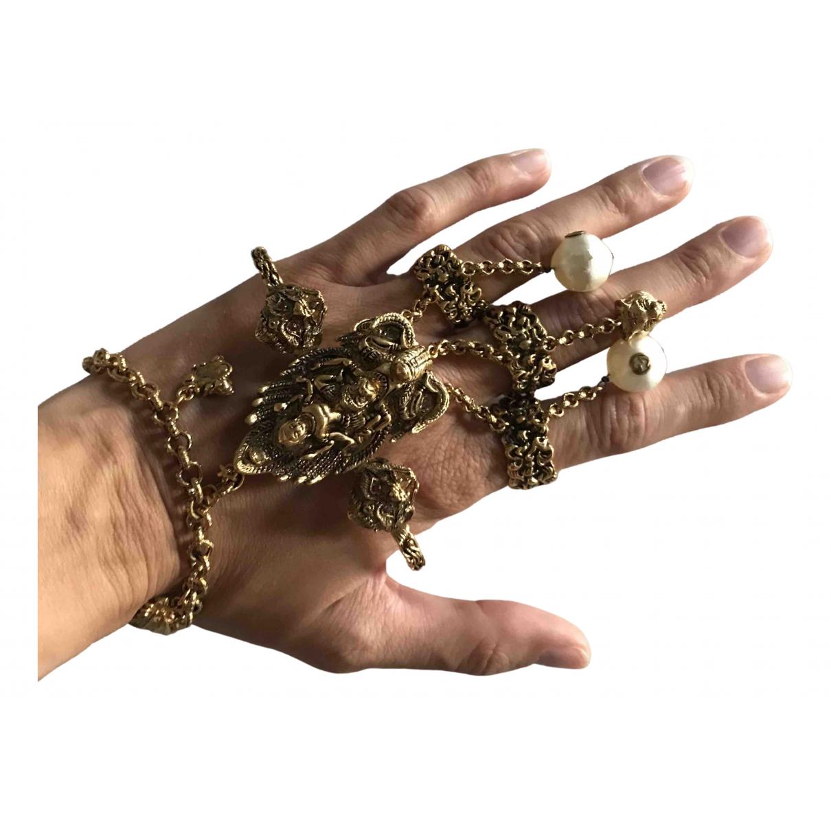 Gucci \N Metallic Metal bracelet for Women \N