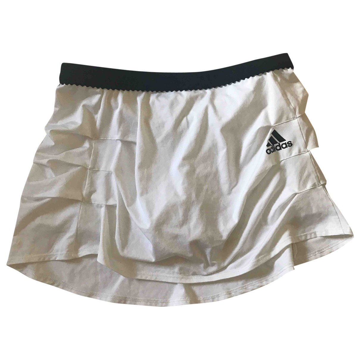 Adidas \N White skirt for Women 10 UK