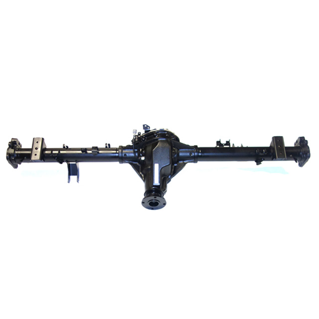 Reman Complete Axle Assembly for Dana 44 08-15 Nissan Titan Rear 3.36 Ratio 4x4 W/Non Electric Posi Zumbrota Drivetrain RAA435-50139-P