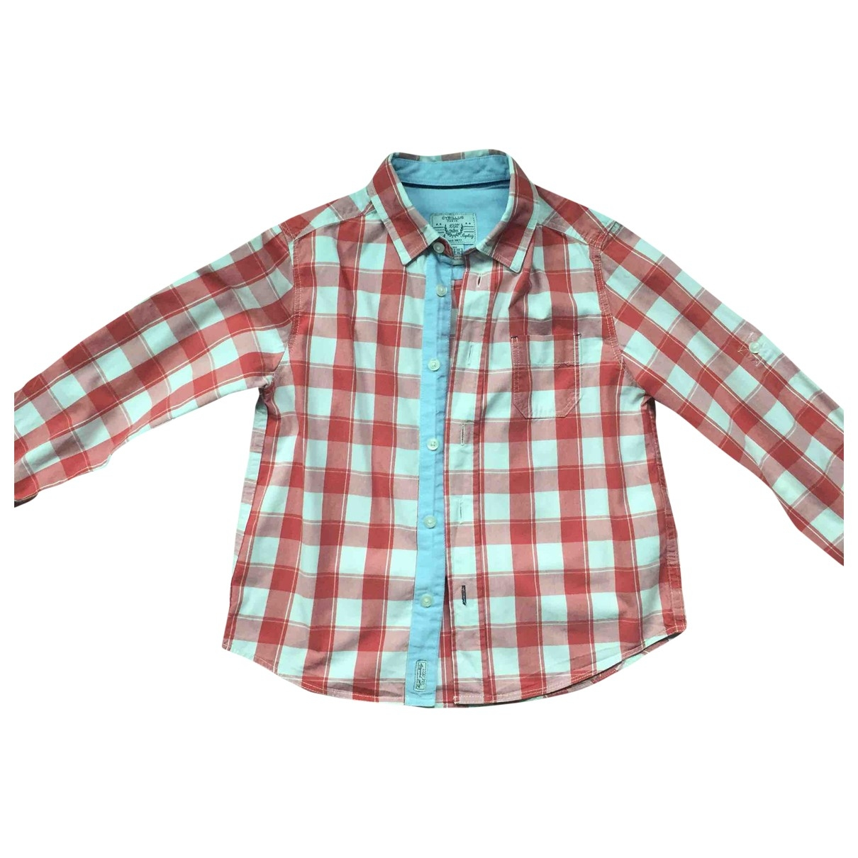 Cyrillus - Top   pour enfant en coton - multicolore