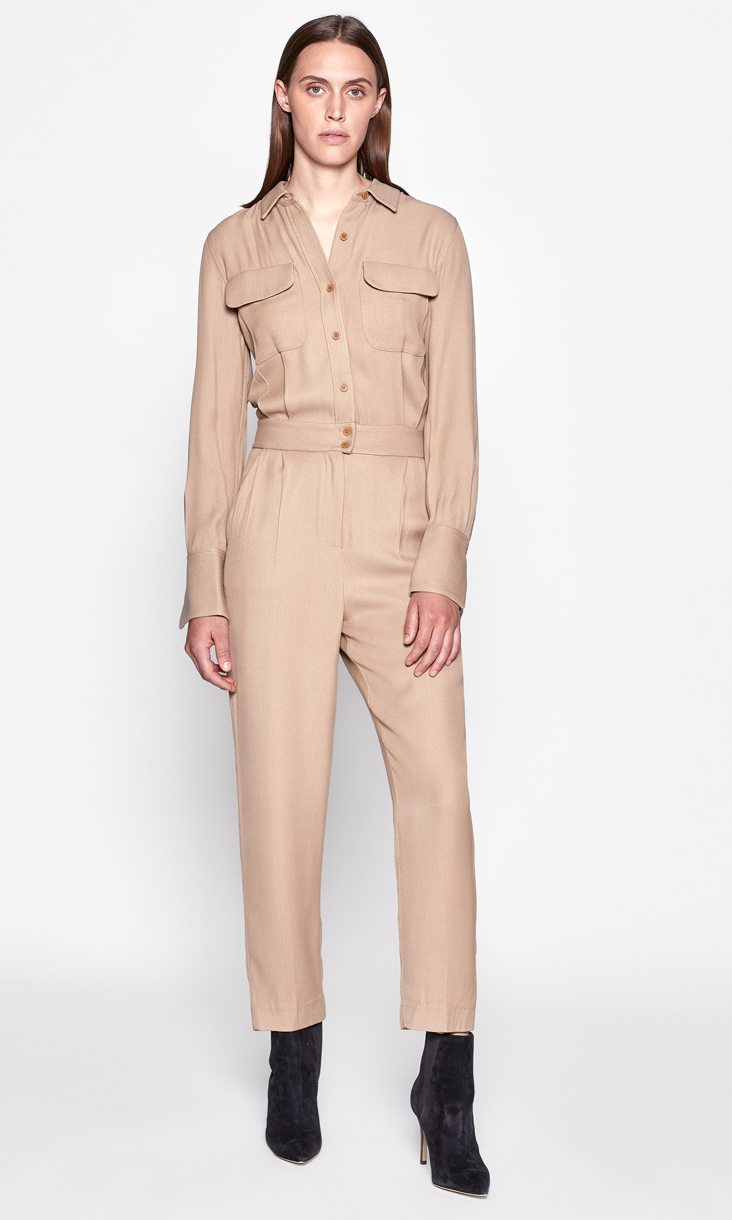 Trianne Jumpsuit by Equipment