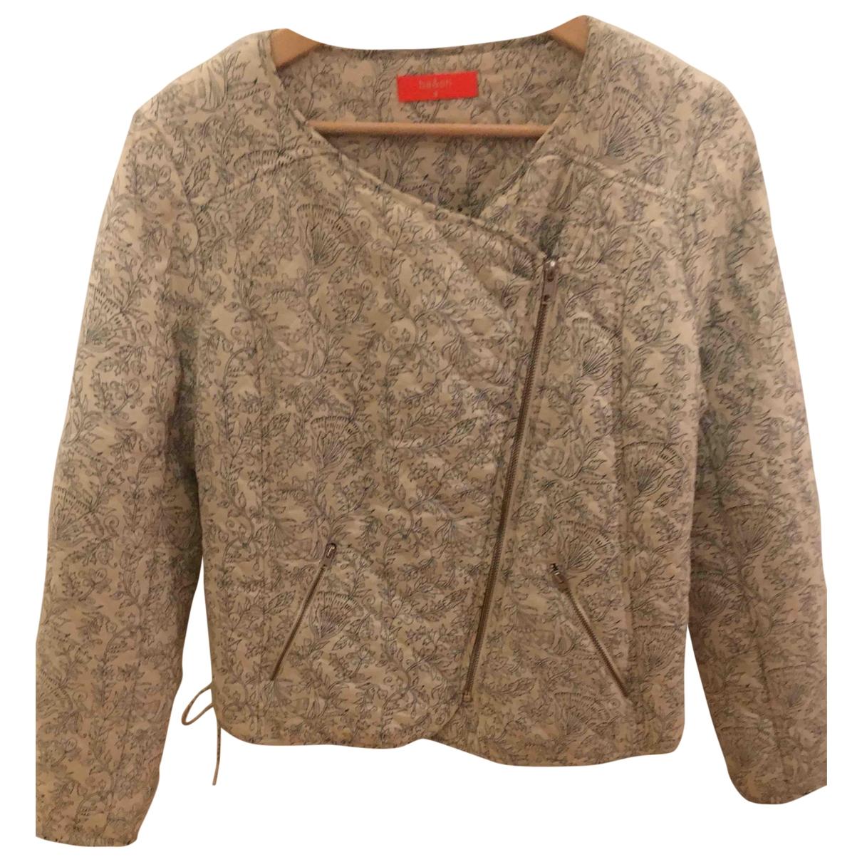 Ba&sh \N Ecru Cotton jacket for Women 3 0-5