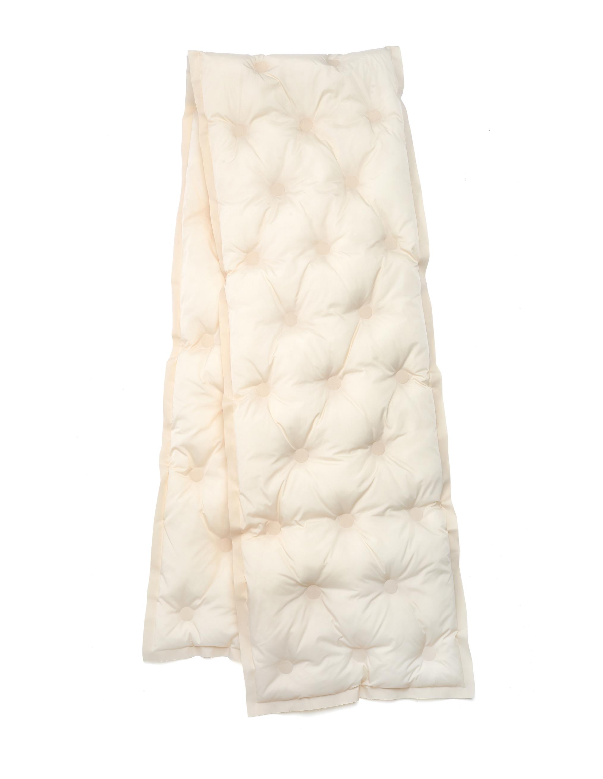 Maison Margiela White Glam Slam Scarf
