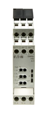 Eaton Current Monitoring Relay, 24 → 240 V ac/dc Supply Voltage, 1 Phase