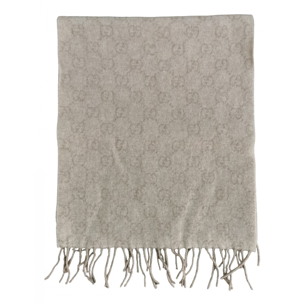 Gucci \N Beige Cashmere scarf for Women \N
