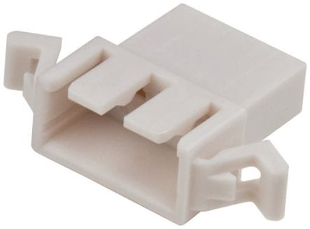 Molex , SPOX Male Connector Housing, 2.5mm Pitch, 6 Way, 1 Row (10)