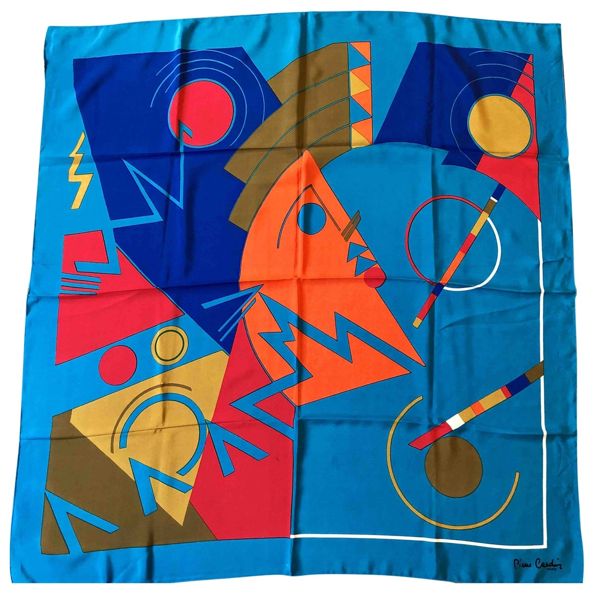 Pierre Cardin \N Silk scarf for Women \N