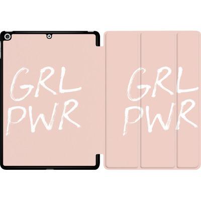 Apple iPad 9.7 (2018) Tablet Smart Case - GRLPWR Rose von caseable Designs