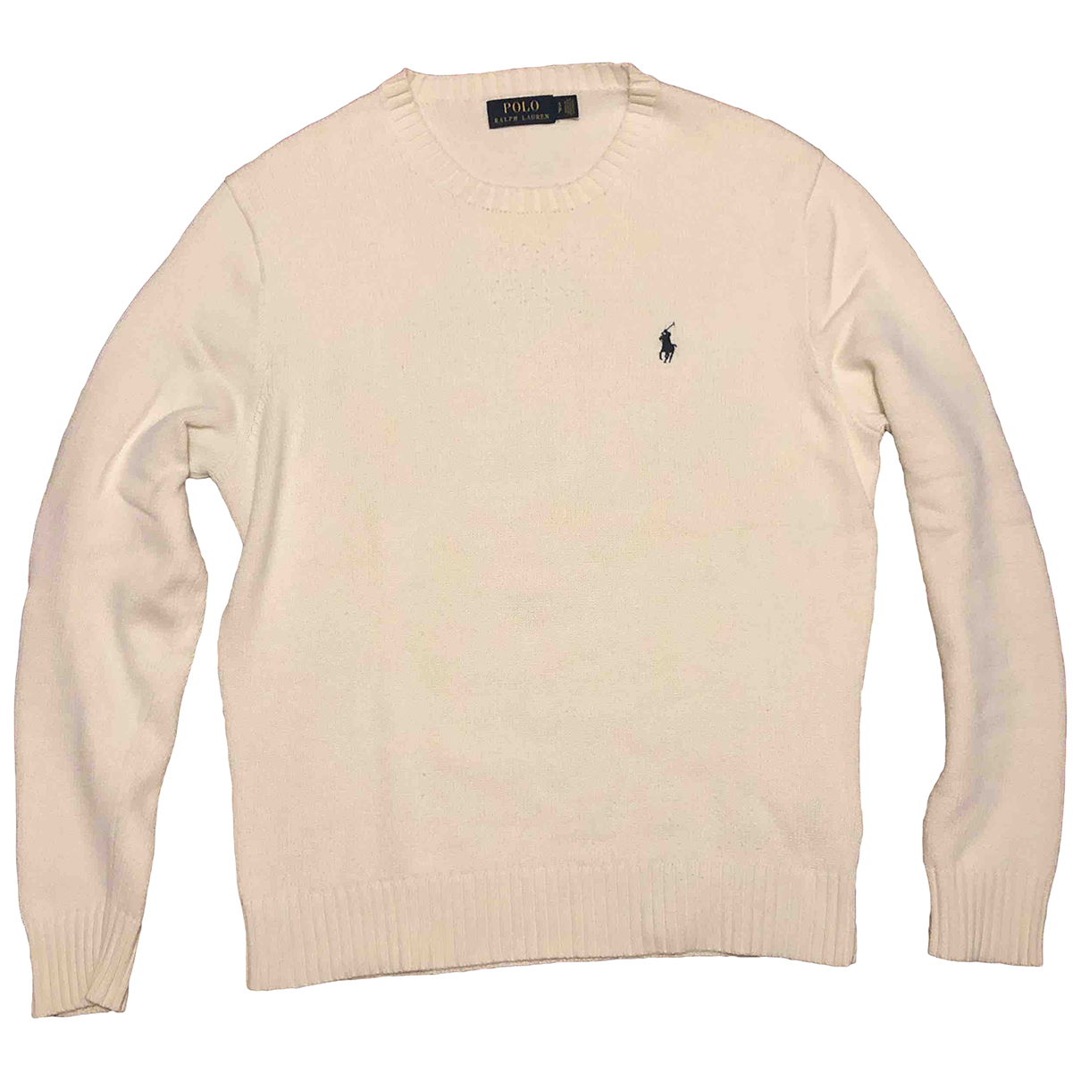 Polo Ralph Lauren \N Beige Cotton Knitwear & Sweatshirts for Men S International