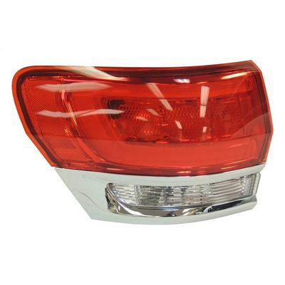 Crown Automotive Tail Lamp - 68110017AD