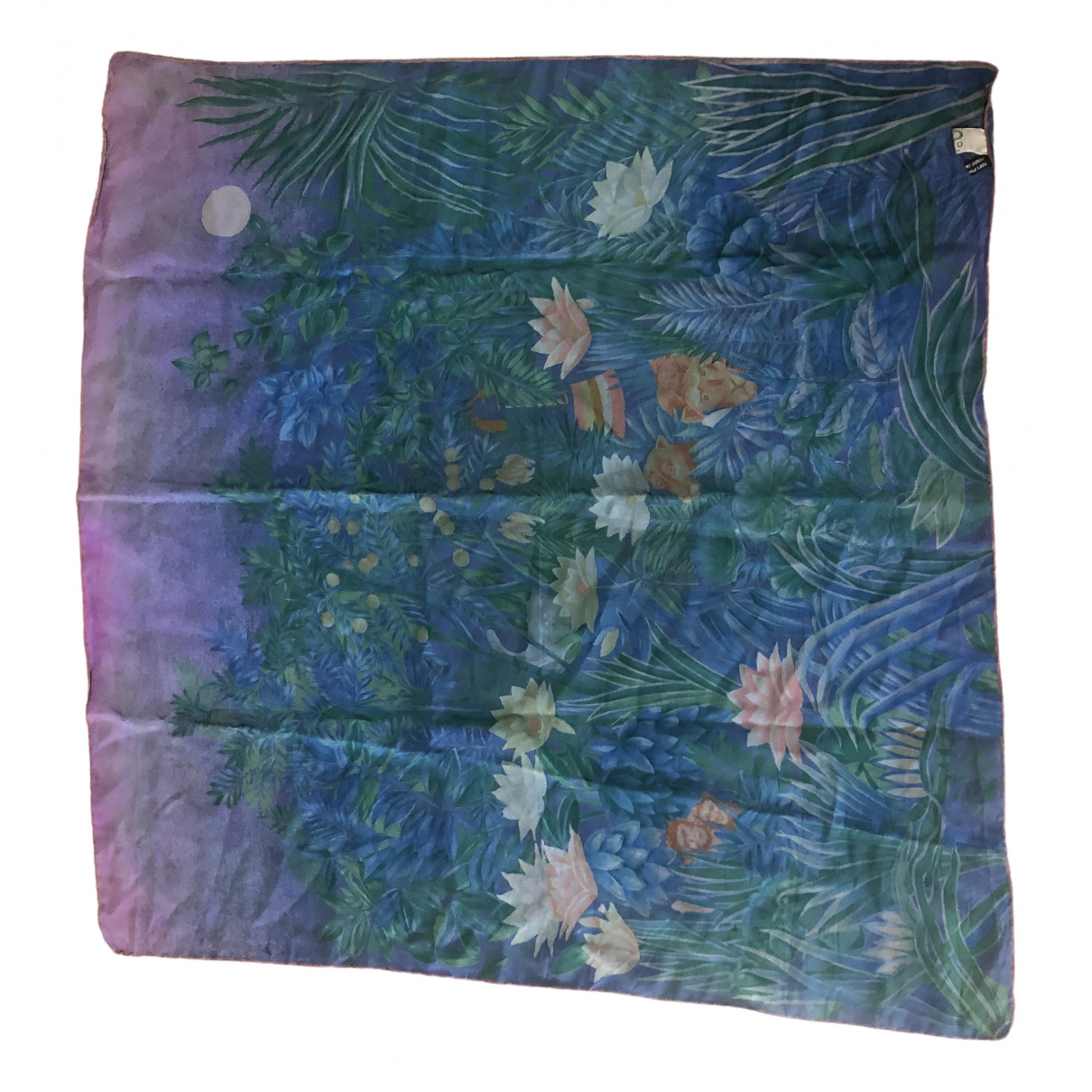Fendi - Foulard   pour femme en soie