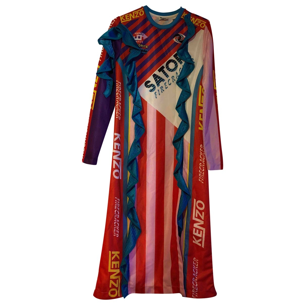 Kenzo - Robe   pour femme - multicolore