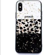 Leopard Colorblock iPhone Case