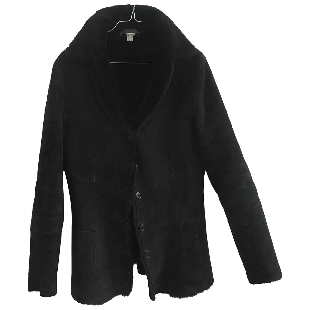 Narciso Rodriguez - Veste   pour femme en mouton - noir