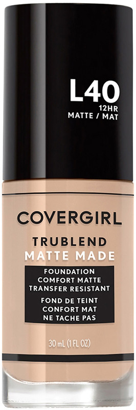 TruBlend Matte Made Liquid Foundation - Classic Ivory L40