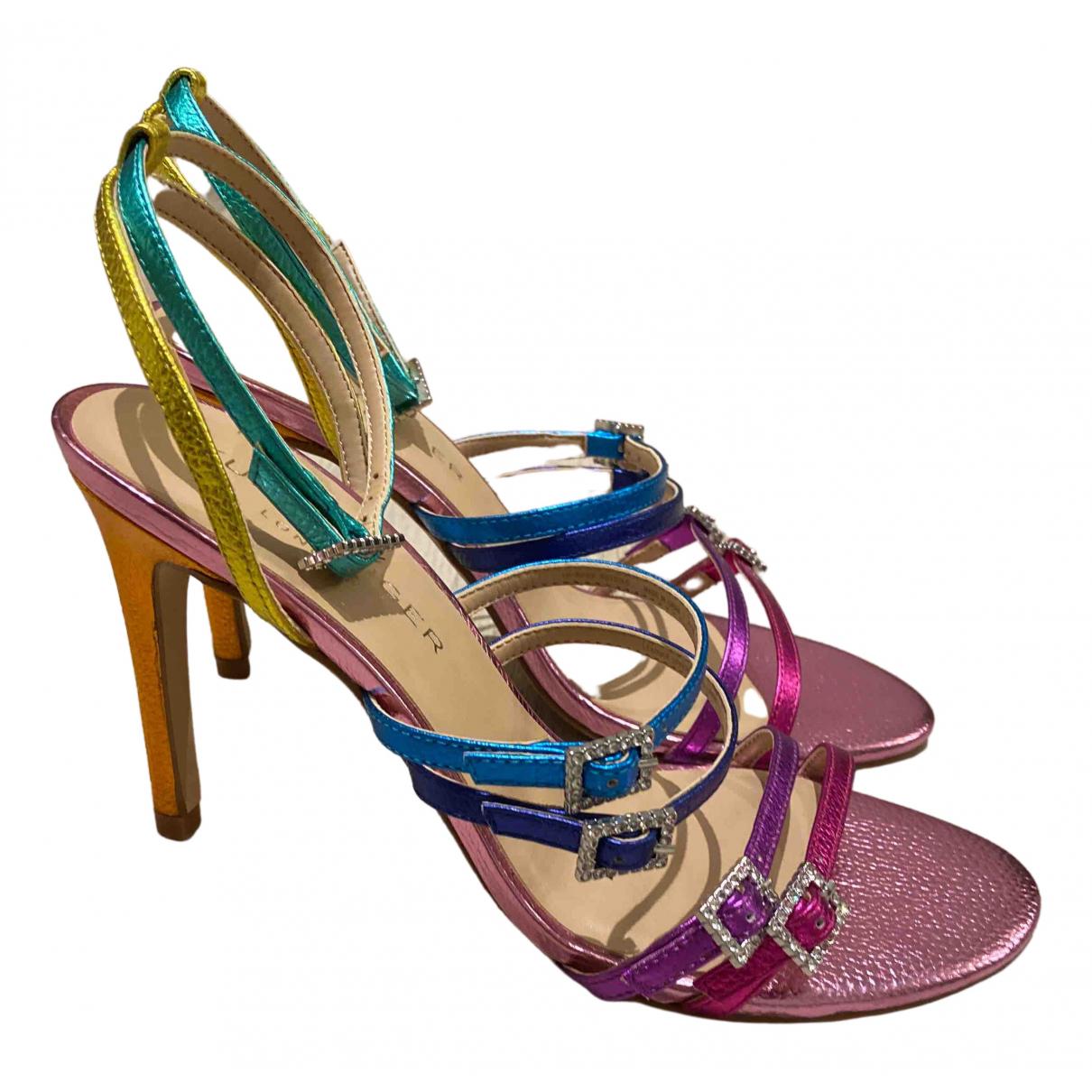 Kurt Geiger \N Multicolour Leather Sandals for Women 39 EU