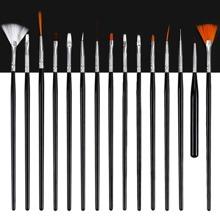 15pcs Nail Art Painting Pen Set