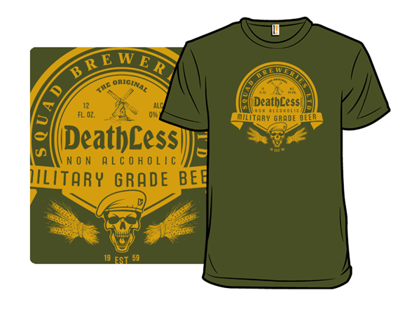 Deathless - Squad Breweries T Shirt