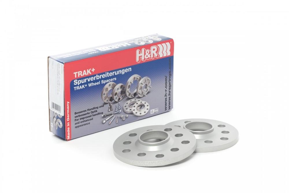 H&R 20958410 TRAK+ DR Series Wheel Spacers - 10mm Mercedes-Benz G-Class 1990-2019