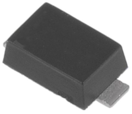 ON Semiconductor , 1.8V Zener Diode 500 mW SMT 2-Pin SOD-123 (3000)