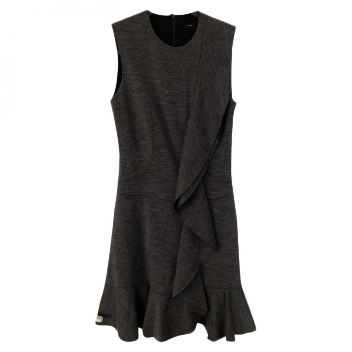 Joseph \N Kleid in  Grau Wolle