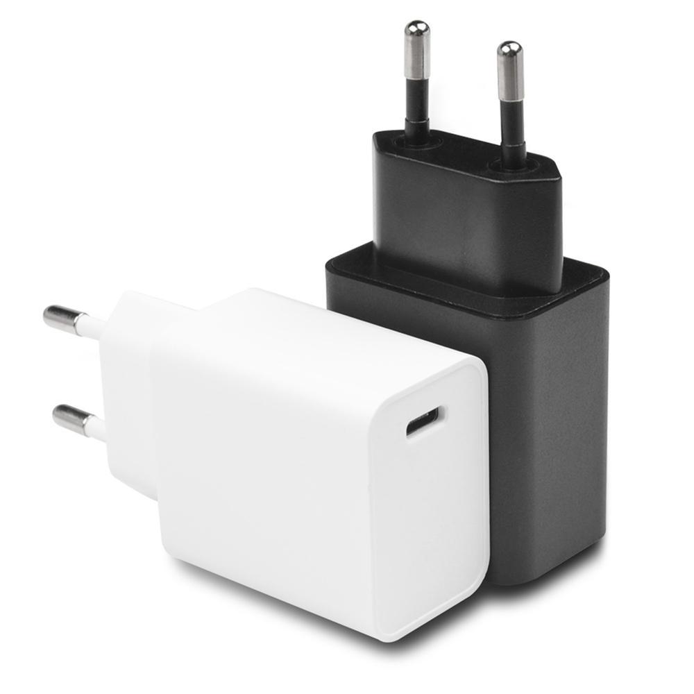 Bakeey 18W PD Fast Charging EU Plug Charger Adapter For iPhone X XR XS Max iPad Mac Book Xiaomi Pocophone