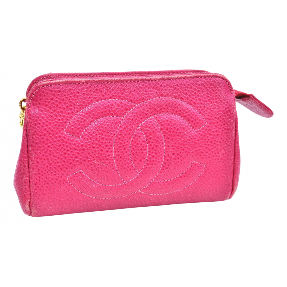 Chanel \N Pink Leather Purses, wallet & cases for Women \N