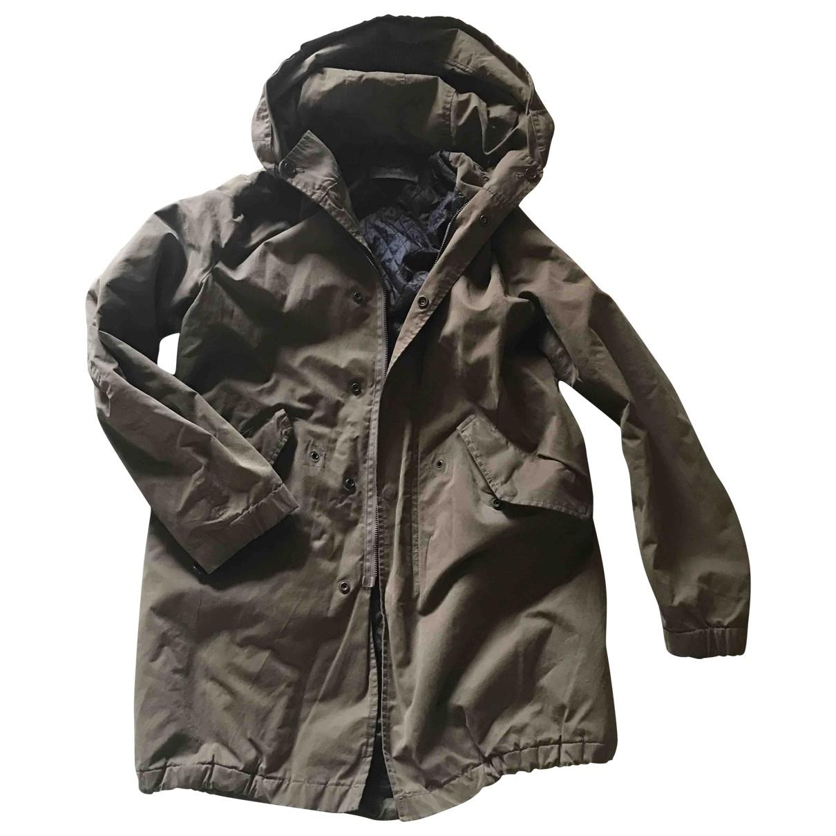 Daniele Alessandrini \N Green jacket  for Men 48 IT